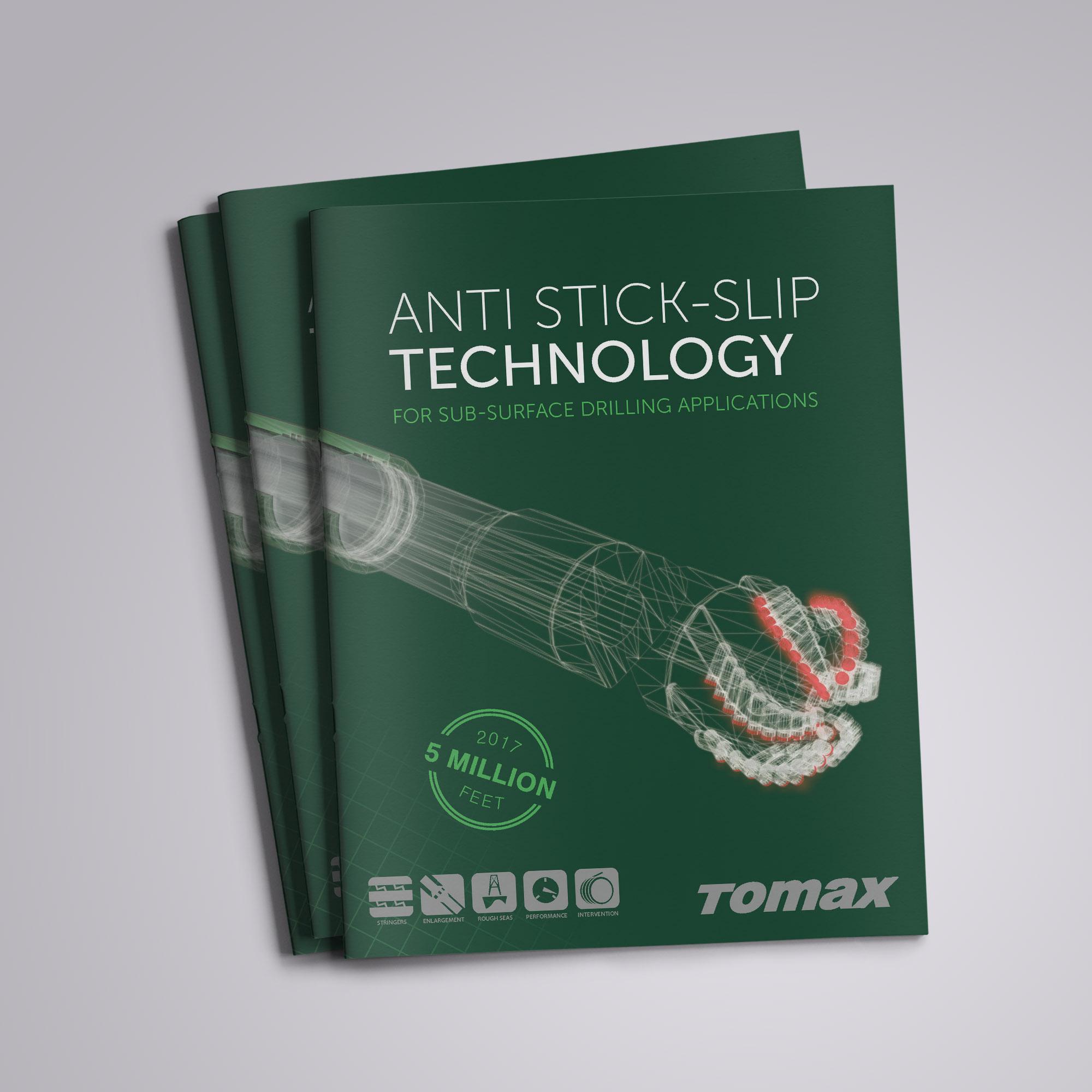 "RENDER * Portfolio * Produktkatalog ""Anti Stick-Slip Technology"" - TOMAX"